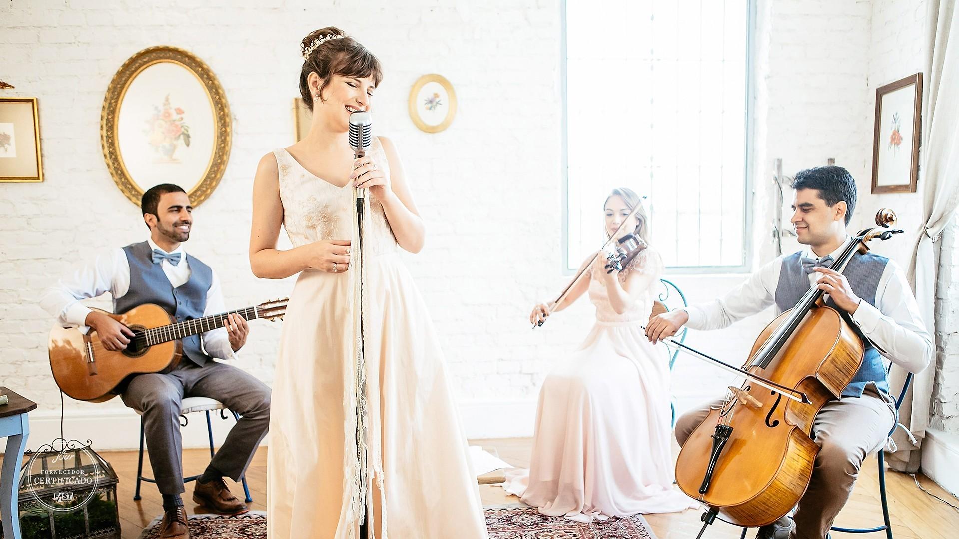 música para cerimônia do casamento