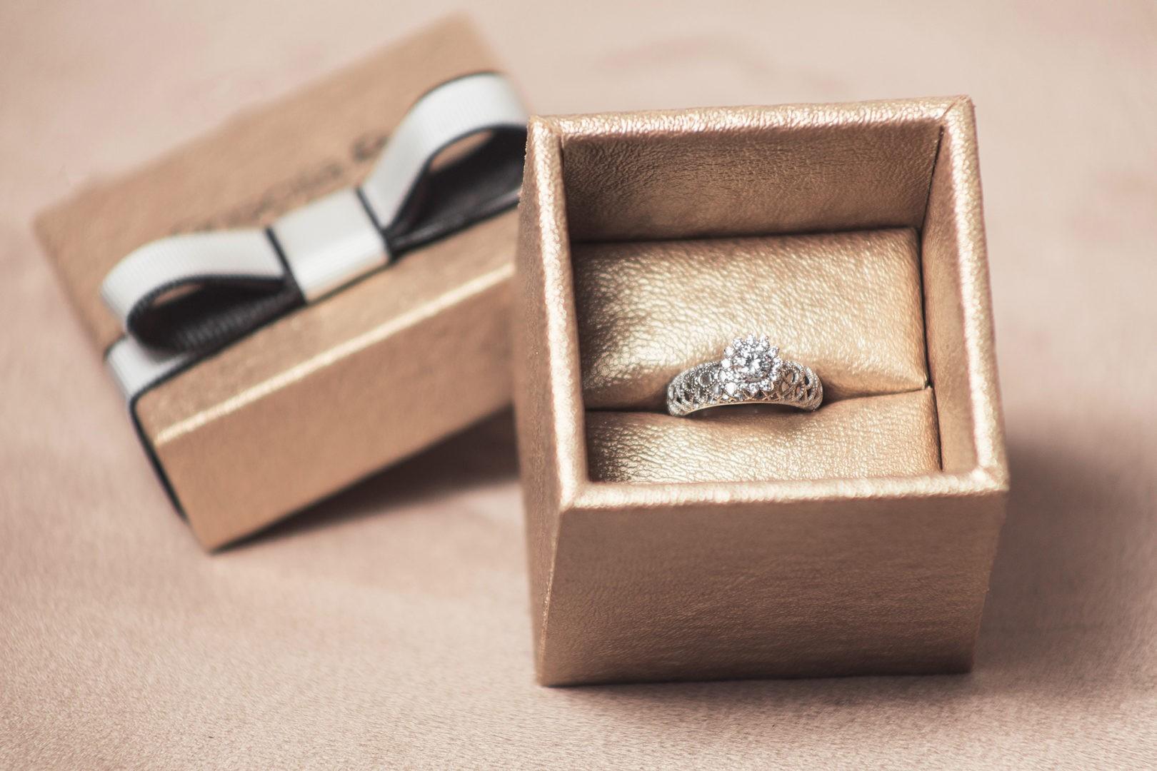anel de noivado Priscila do Vale