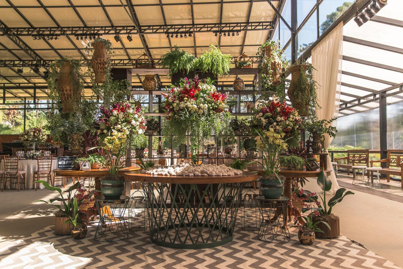 decoração de casamento na Fazenda Santa Barbara