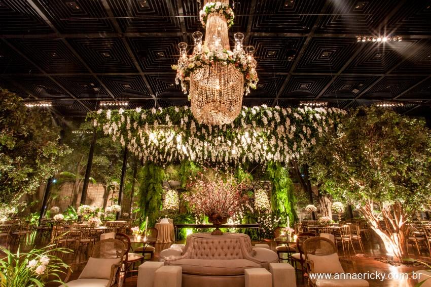 decoração de casamento clássico na cidade