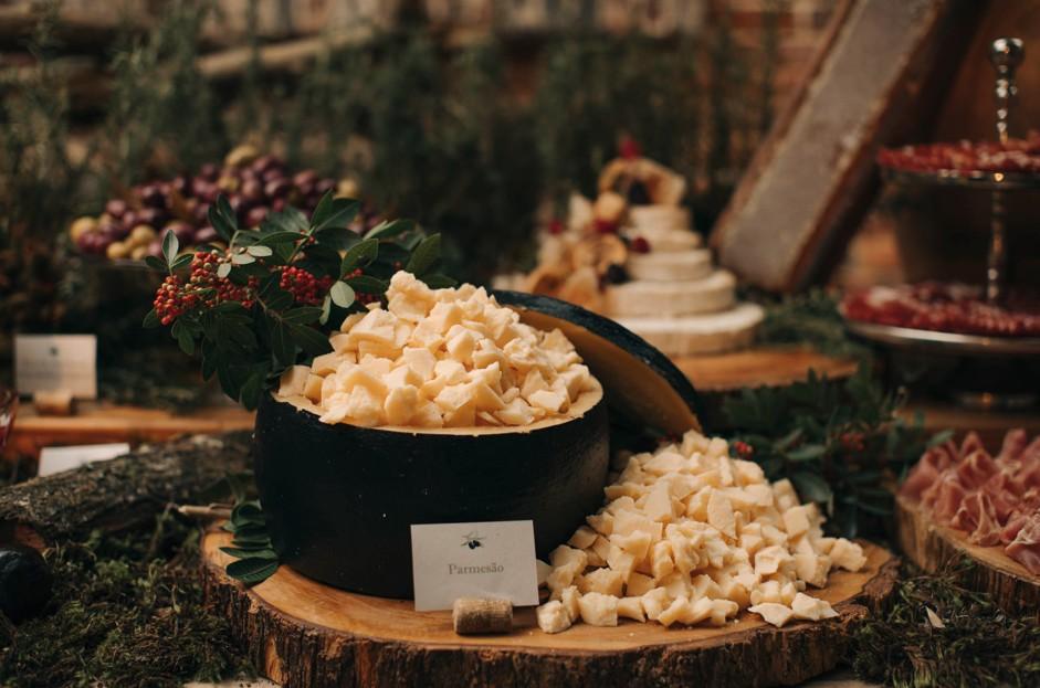 queijo parmesão