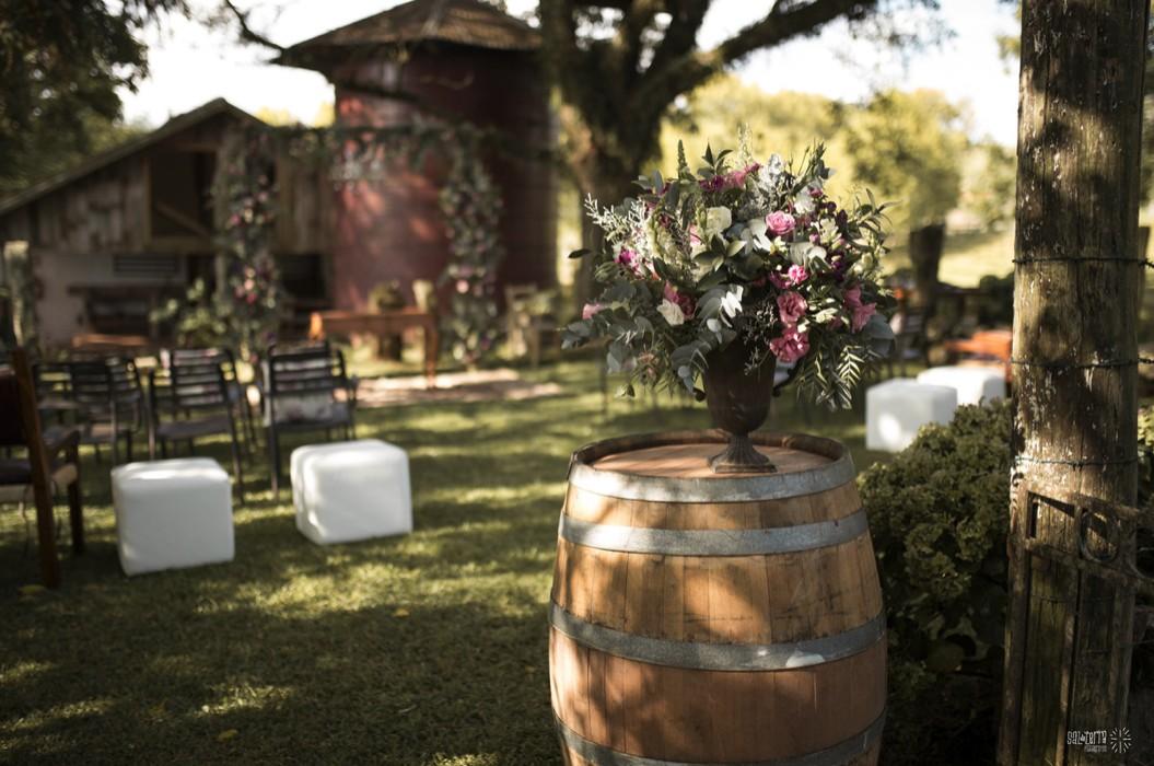 casamento em uma vinícola