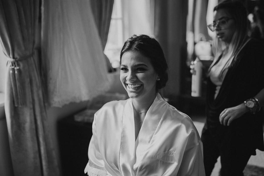 noiva no dia da noiva