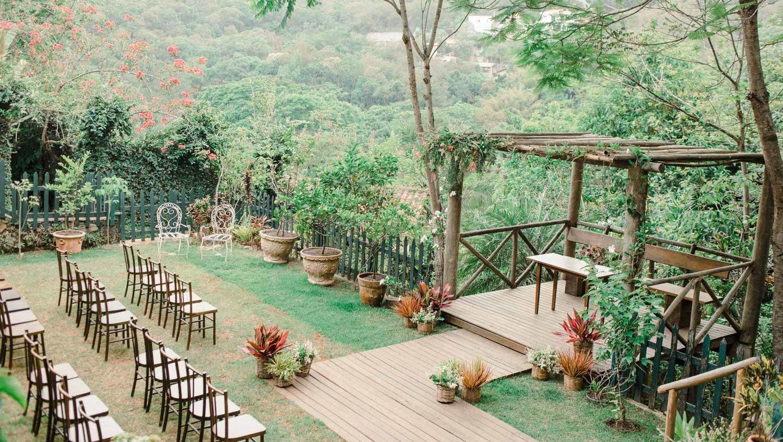 miniwedding na Serra da Cantareira