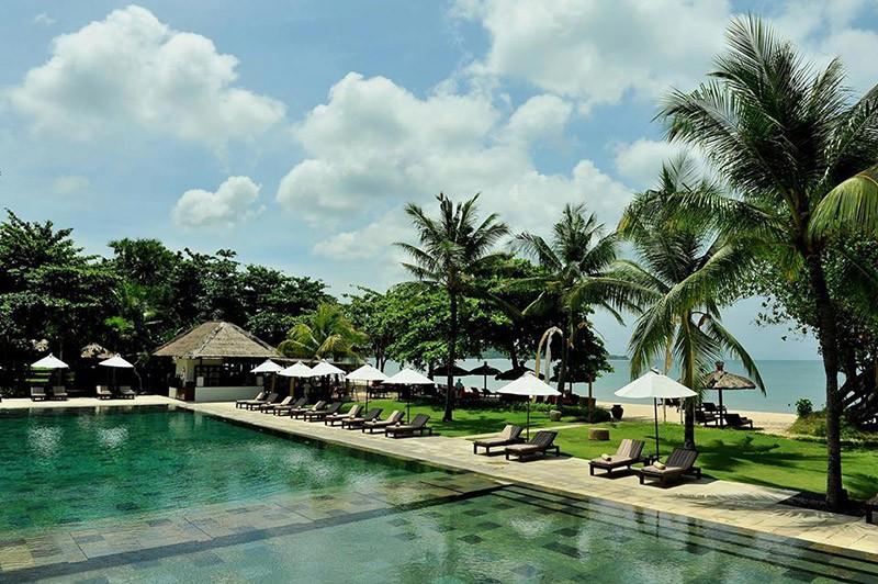 Lua de mel em hotel Belmond Puri - Bali