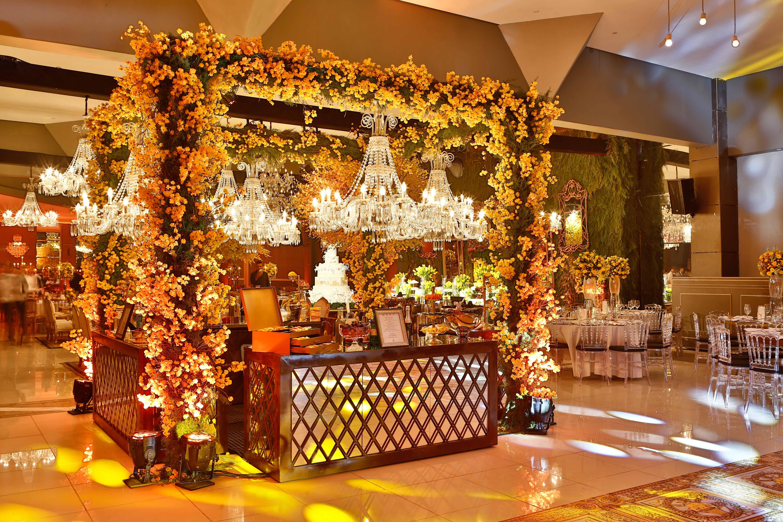 decoração do bar do casamento