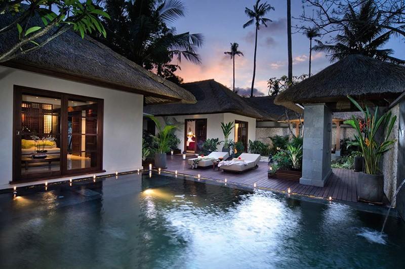 Hotel belmond Puri em Bali