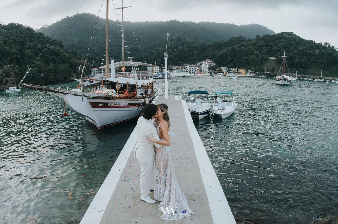 casamento na praia em Angra dos Reis