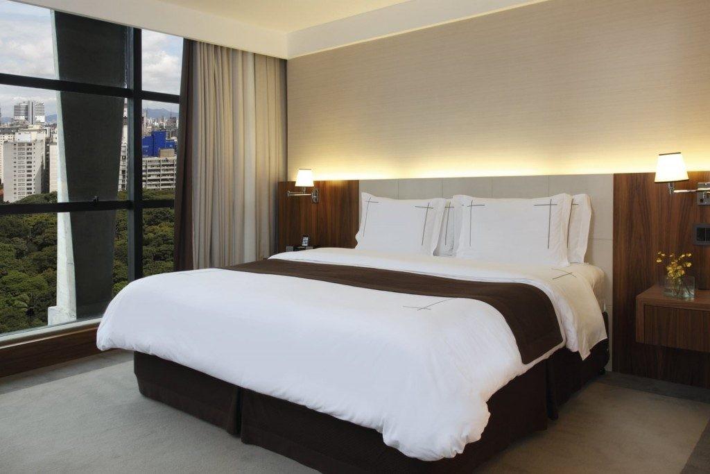 Hotel Tivoli em São Paulo