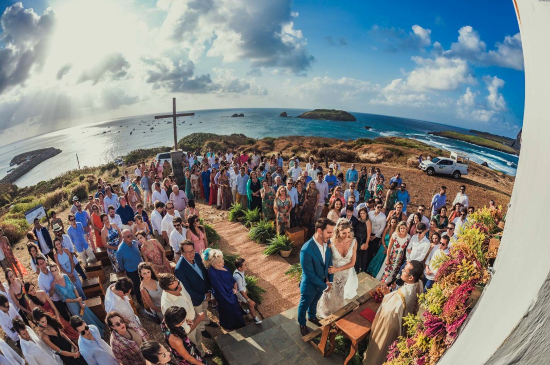 Destination wedding em Fernando de Noronha