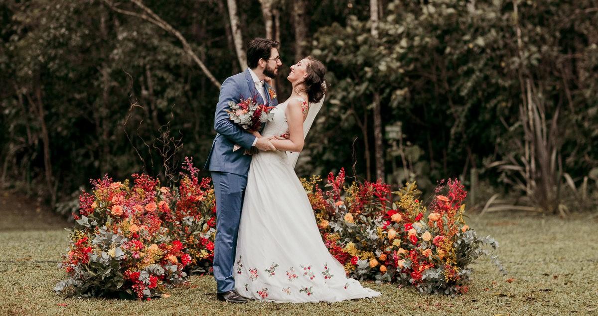 casamento em Visconde de Mauá