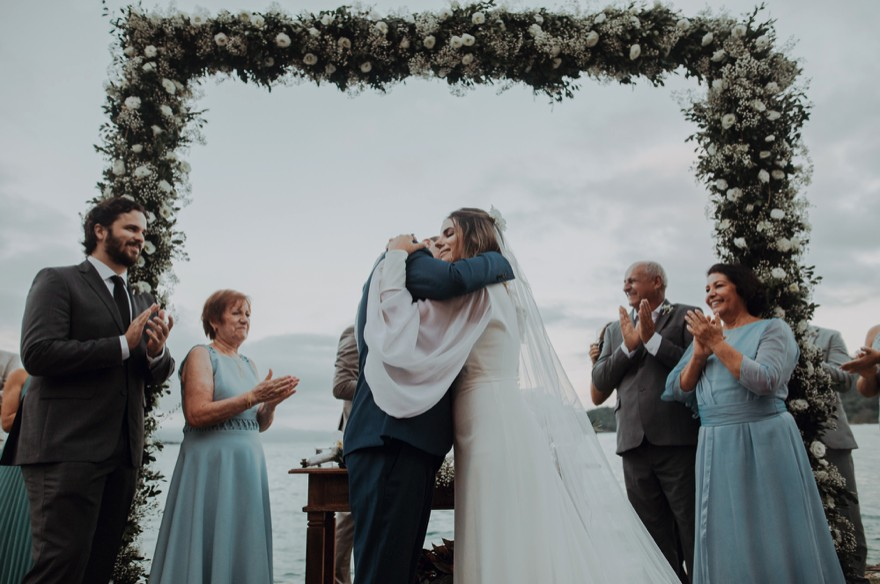 cerimônias de casamento na praia