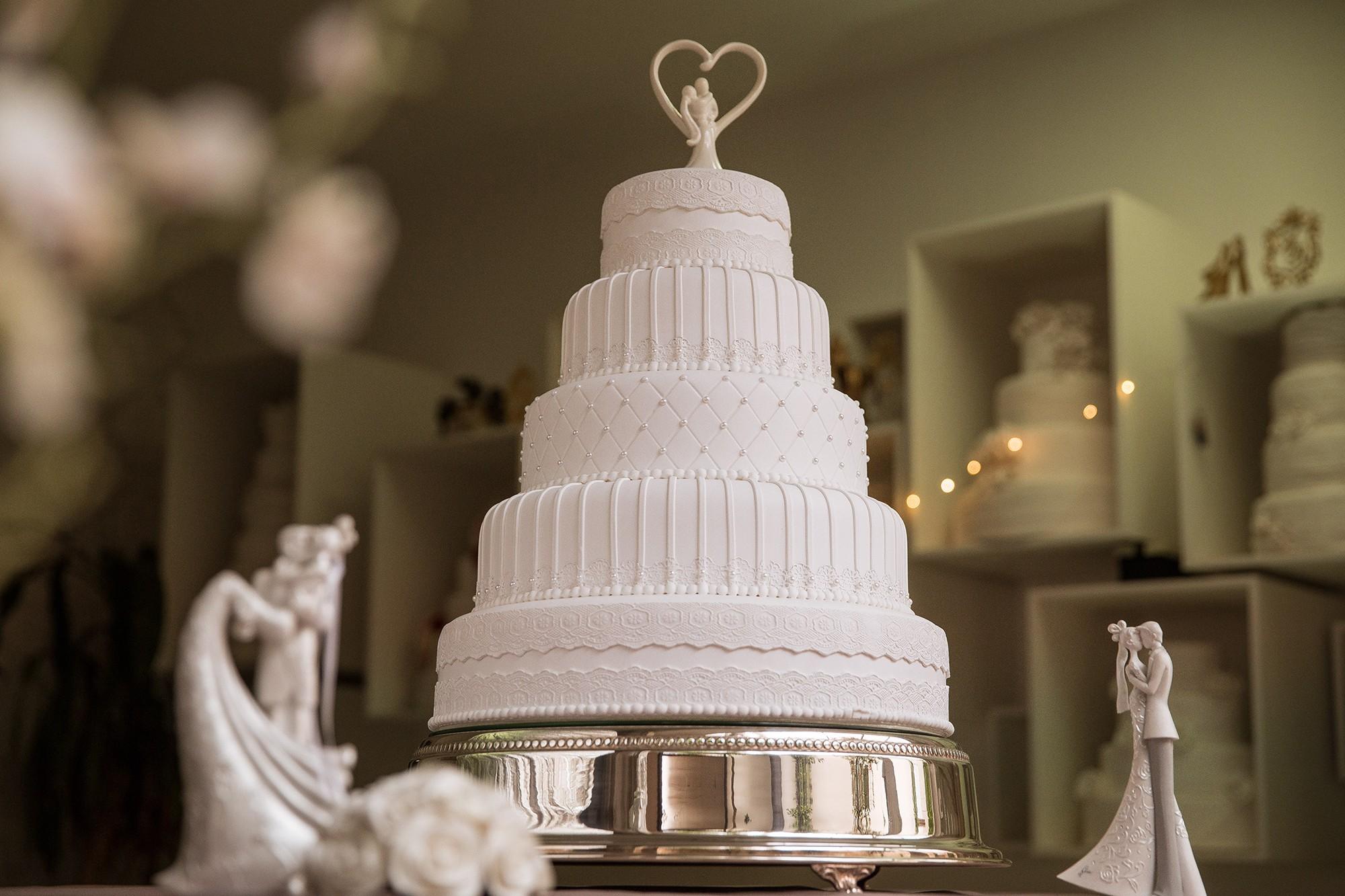 bolo cenográfico para casamento