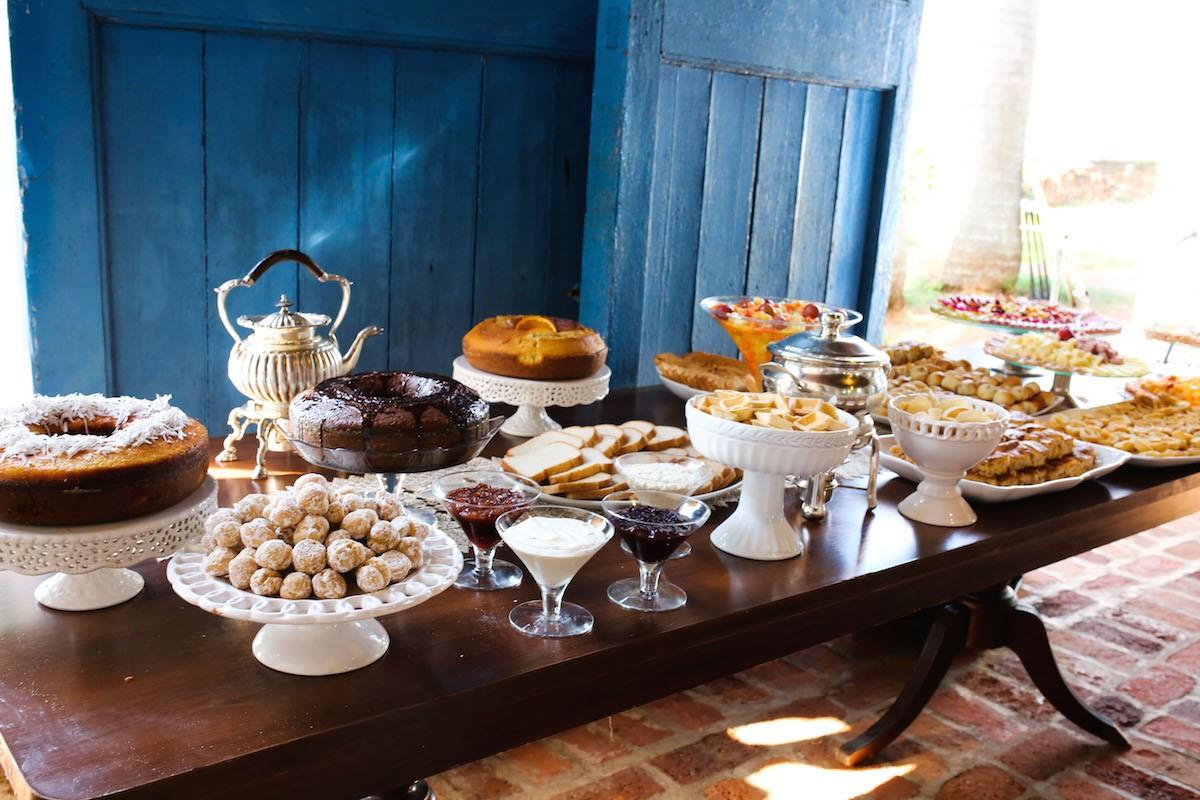 casamento no campo, decoração, buffet de casamento, café da manhã no casamento