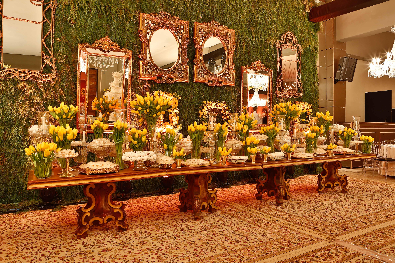 decoração clássica de casamento