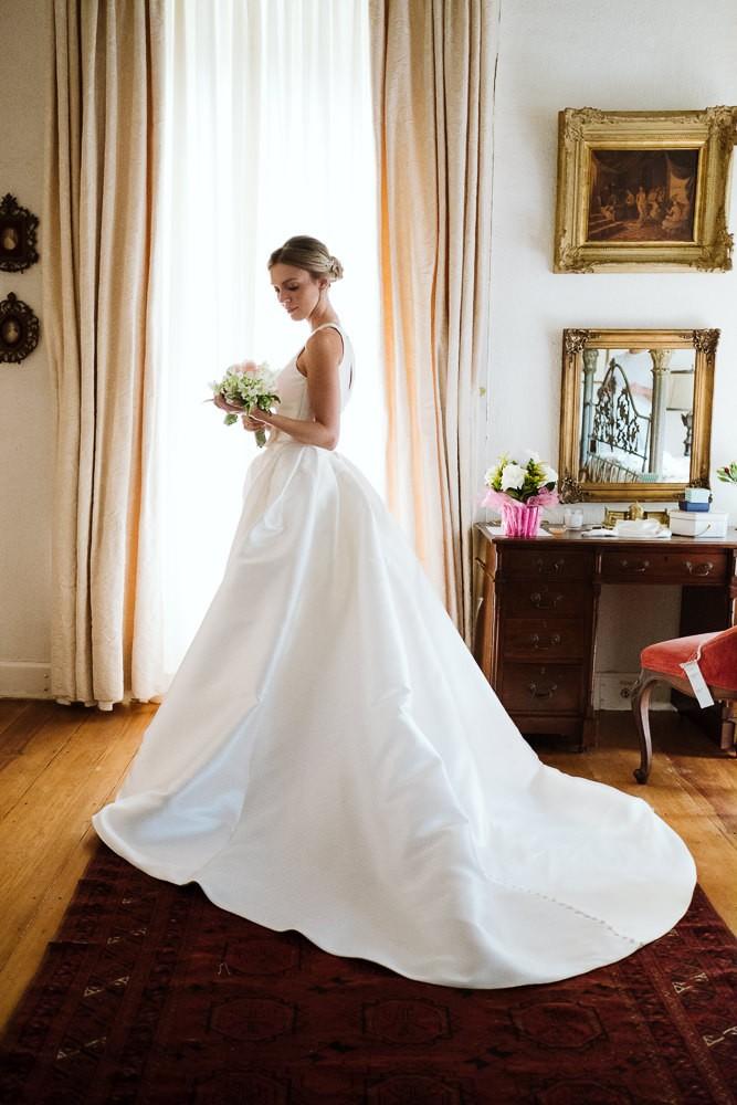 vestido de noiva clássico Pronovias
