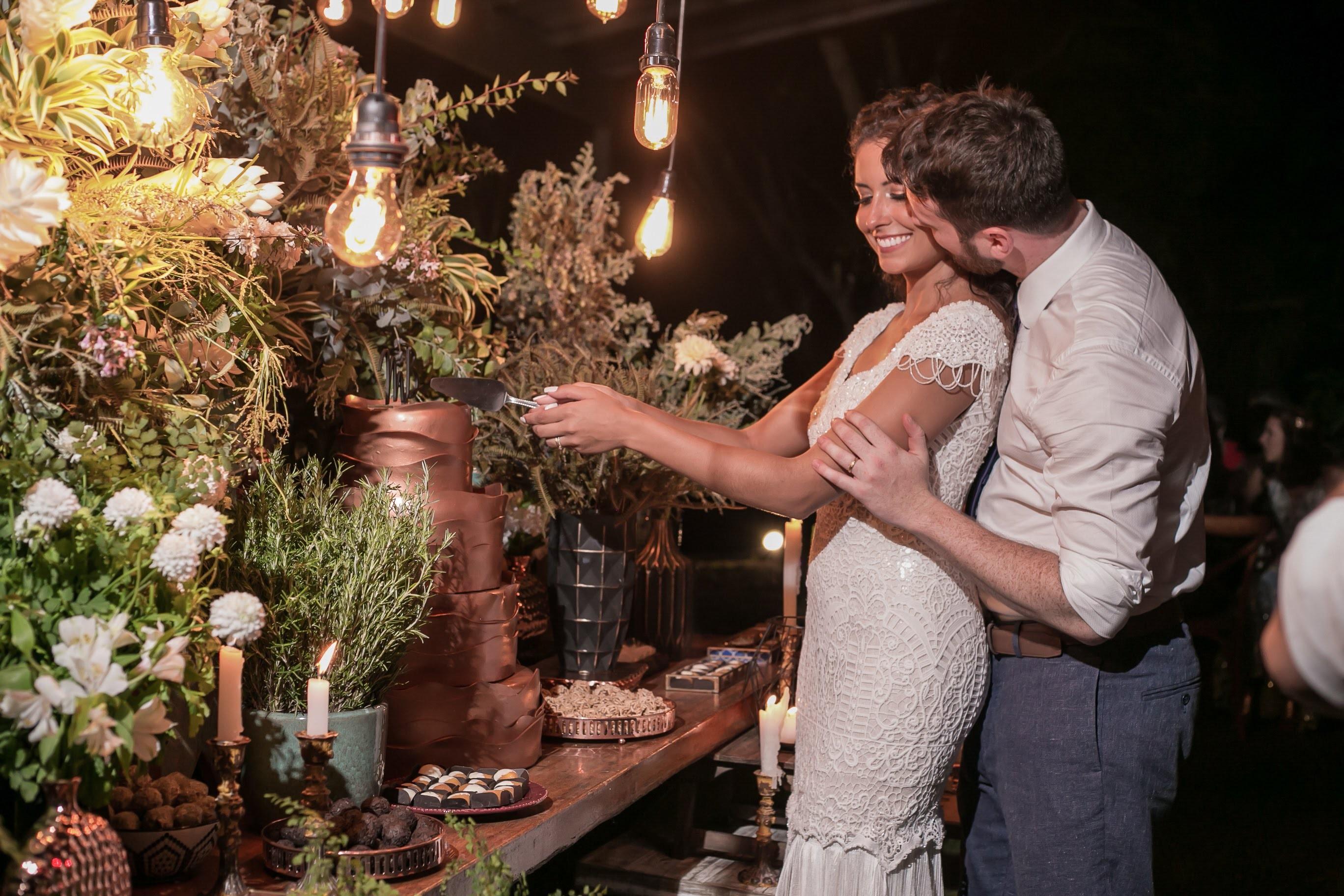 casamento rústico chique no campo