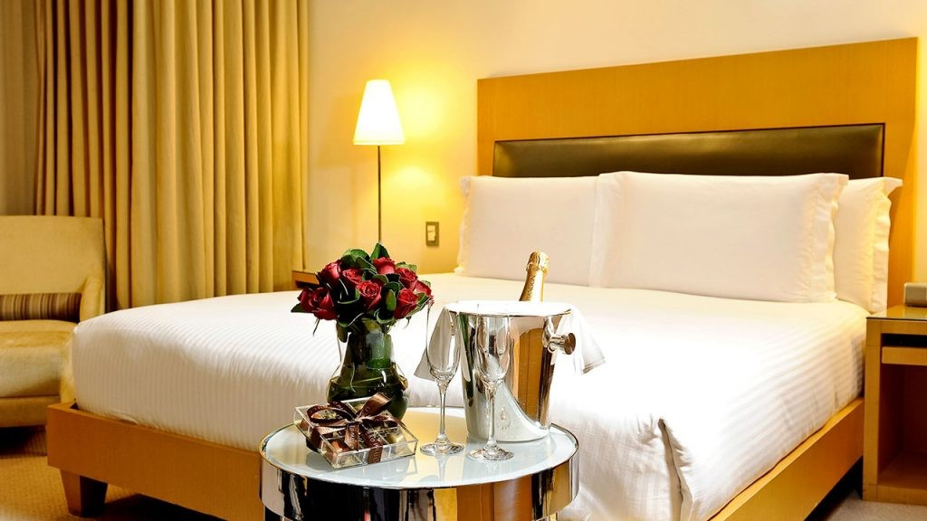 quarto hotel grand hyatt
