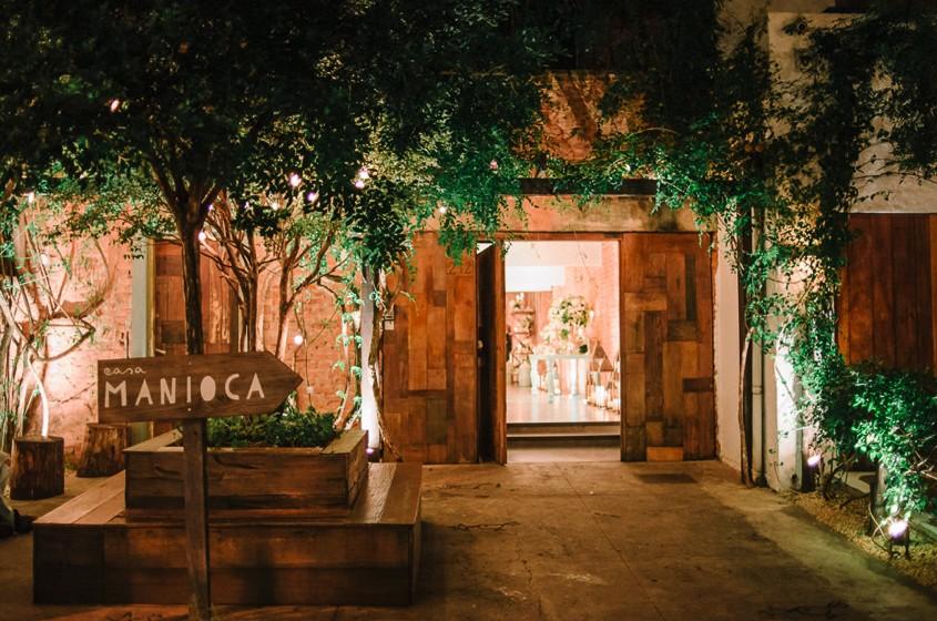Espaço Casa Manioca, em São Paulo